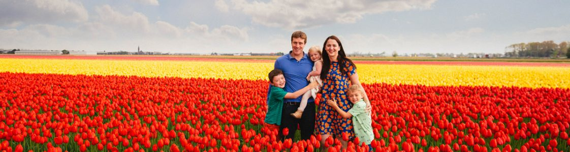 2019 Annual Tulip Sessions in Lisse